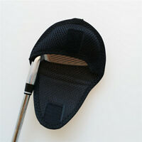 Mallet Putter Head Cover Headcover Protector with Hook and Loop Closure