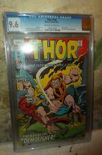 THOR Marvel Comics CGC 9.6  192 silver surfer 1 classic Avengers  last 15 cent