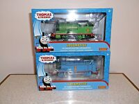 Hornby R9287 THOMAS the Tank Engine and R9288 PERCY, OO gauge - new