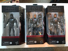 Star Wars  Black Series: Bad Batch - Crosshair, Hunter, Elite Squad Trooper Lot