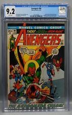 CGC 9.2 Marvel Comics AVENGERS #96 Neal Adams CAPTAIN MARVEL Kree Skrull war MCU