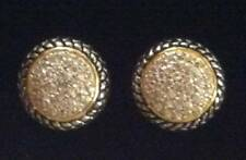 Beautiful Boxed Earrings Silver With CZ's