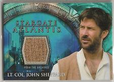 Stargate Heroes Atlantis Costume Lt Col John Sheppard 1