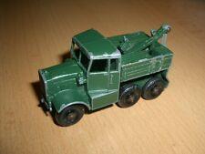 Matchbox  No. 64 Scammell Breakdown Truck
