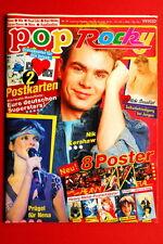 Nik Kershaw Cover Duran Duran Nena 1984 Boy George Rare German Magazine