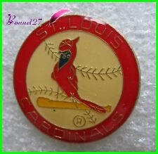 Pin's Sport Le BaseBall Equipe de St Louis Les Cardinals oiseau Birds #H1