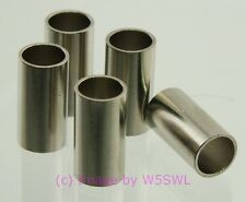 RG-58 Size Connector Crimp Ferrule 5-Pack - by W5SWL ®