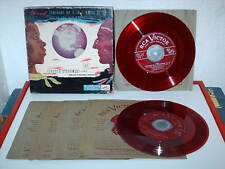 COFFRET 5 DISQUES 45 T/17cm - LEOPOLD STOKOWSKI AND HIS SYMPHONY ORCHESTRA -