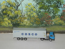 N GAUGE TRACTOR AND TRAILER FOR YOUR LAYOUT *