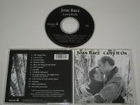 JOAN BAEZ/CARRY IT ON(VANGUARD 79313-2) CD ALBUM