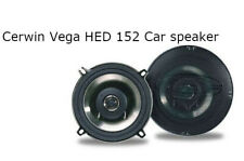 CERWIN-VEGA HED-152, 5-1/4/, 5.25 2-Way Coaxial Full Range Car Speakers Pair