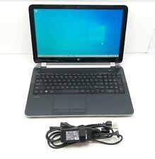 "HP Pavilion 15-n211dx 15.6"" Laptop  AMD A8-4555M 1.60GHz 500GB HD 8GB RAM"
