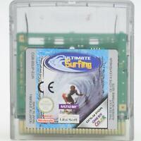 Ultimate Surfing | Nintendo Game Boy Spiel | GameBoy Color Modul | Gut