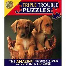 Unbranded Animals Cardboard Jigsaw Puzzles