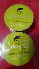 2 pack Johnny B Molding Paste Net wt 4.5 oz each USA Rare