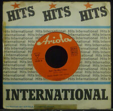 """7"""" CHUBBY CHECKER - the fly / that's the way it goes"""