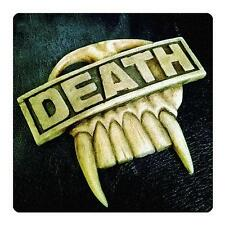 2000 AD Judge DREDD Licensed 1:1 Scale JUDGE DEATH BADGE Prop REPLICA Collect