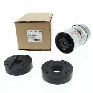 Arrow Hart Plug Hospital Grade Powerlock X-Ray Plug 50A 250V 2P3W No Epoxy 25525