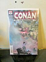 CONAN THE BARBARIAN #11 MARVEL COMICS (W) Jason Aaron 11/20/2019 BAGGED BOARDED