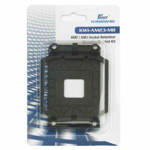 Kingwin KWI-AM23-MB AM 2/3 Socket Retention Mounting Bracket Kit