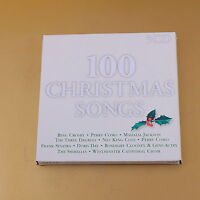 100 CHRISTMAS SONGS - 2006 - OTTIMO CD [AH-238]