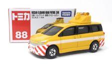 Tomica Modelcar DieCast 1/64 No.88 Nissan Elgrand Road Patrol Car Takara Tomy
