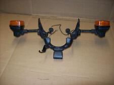 Honda cb250 rs headlight speedo clock speedometer bracket holder frame barn find