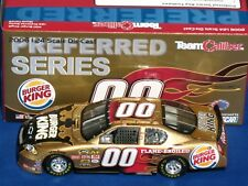 1/24 Bill Elliott #00 Burger King 2006 Preferred Series Diecast Team Caliber Car