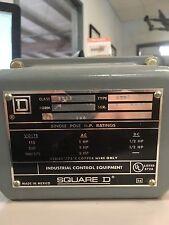 Square D 9013 GHW2 Form H  Ser. C 0536 Pressure Switch