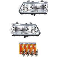 Halogen Scheinwerfer Set Fiat Ulysse 10.94-9.98 H1/H1 ohne Motor 56742196