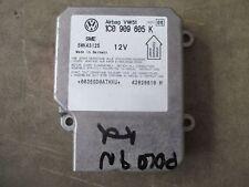 Airbagsteuergerät VW Polo 9N Steuergerät Airbag 1C0909605K Index 06
