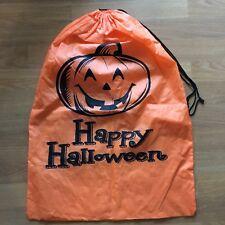 HALLOWEEN candy Bag Large Big Fun Spooky Boo Kids Movie Prop Goodies