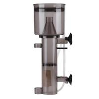 Aquarium Protein Skimmer Hanging On Pump Saltwater Filter Internal Water Tank