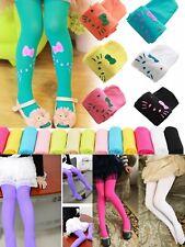 Hello Kitty Plain Baby Girls Tights UK Seller