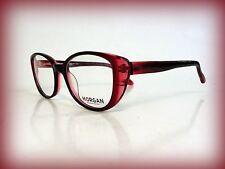 MORGAN Brillenfassung, Fasaung für Brillenträger,NEU Rot transparent (NOO)
