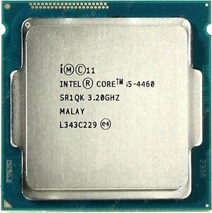 Intel Core i5-4460 3,4 GHz Quad-Core LGA 1150