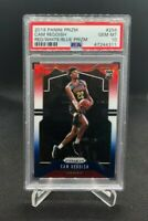 2019-20 Panini Prizm Cam Reddish Rookie PSA 10 RC Red White Blue #256