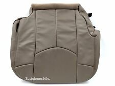 2002 AVALANCHE LEATHER PASSENGER SEAT COVER MEDIUM NEUTRAL OR TAN