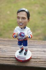 Bridgeport Sound Tigers Pascal Morency signed bobblehead
