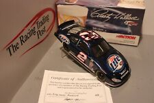 2004 Rusty Wallace Miller Lite 1/24 Action NASCAR Diecast Autographed