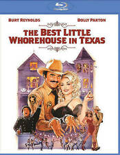 The Best Little Whorehouse in Texas (Blu-ray Disc, 2016) GREAT SHAPE