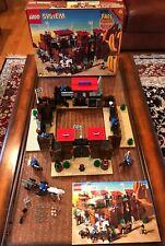 LEGO 6769 Wild West Western Fort Legoredo 100% Complete W/ Box & Instructions