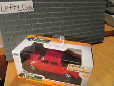 JADA 2013 SHINY RED DODGE 1500 PICK UP TRUCK SCALE 1:32 NEW IN THE BOX - STOCK#2