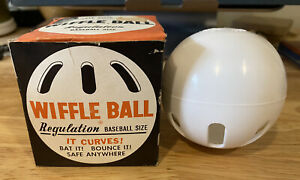 Vintage Pete Rose Wiffle Ball In Box