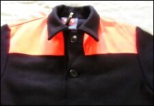 Vtg Classic British Woolrich 'Donkey' Work/Chore Jacket Hunting|Skin|Duffel Coat