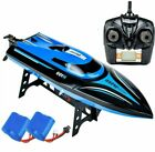 SkyCo H100 Rc Boat 2.4GHz High Speed Remote Control Boats for Kids and...