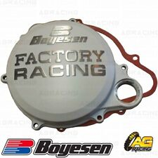 Boyesen Factory Racing White Clutch For Cover For Honda CRF 250R 2010-2017