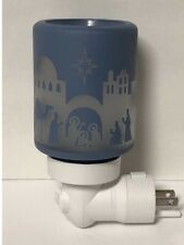 Scentsy Christmas Holy Night Plug In Warmer New In Box