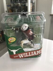 Nfl Mcfarlane Football Figur Texas Universität Miami Williams