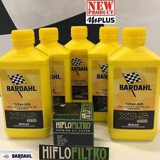 2 litri Olio Motore XTS C60 10w50 4 tempi 4t Bardahl